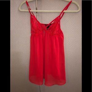 Victoria secret top lingerie size M